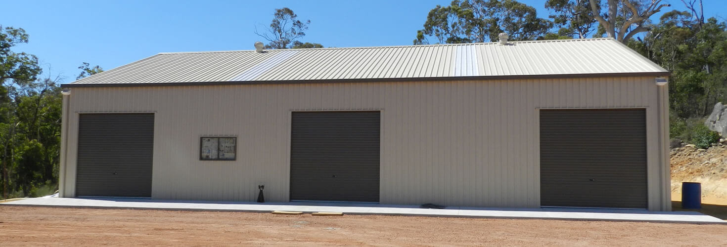 storage sheds perth